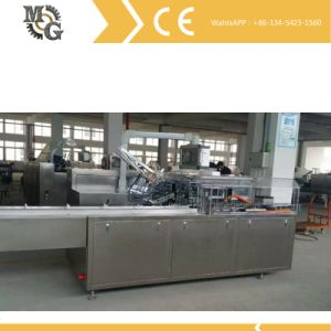 Automatic Cartoning Machine for Ficial Mask pictures & photos