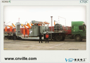Mobile Transformer Substation /Movable Power Substation/Power Substation pictures & photos