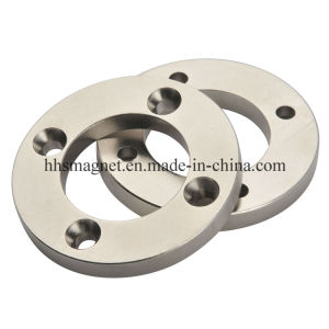 Countersunk Magnets Permanent NdFeB Square Shape pictures & photos