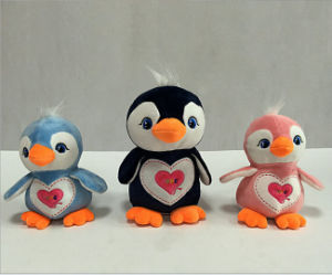 Wholesale Crane Machine Stuffed Animal Soft Toys Plush Penguin Toy pictures & photos