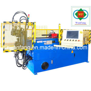 Fold-Bend Machine for Different Kinds of Metal Wfcnc10X1.25