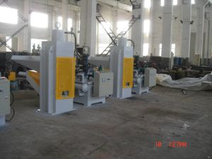 Hydraulic Metal Sawdust Briquetting Press Machine China pictures & photos
