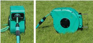 15mtr Auto Rewind Garden Hose Pipe Reel Outdoor (TW-XB10A) pictures & photos