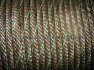 Non-Rotating Steel Wire Rope for Lifting for Excavating Vertical Shaft pictures & photos