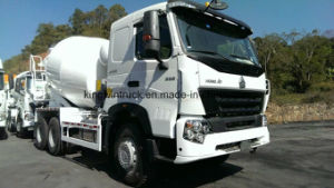 6X4 HOWO Brand Concrete Mixer Truck pictures & photos