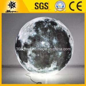 Popular Inflatable Lighting Moon Balloon