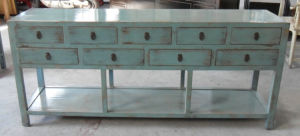 Chinese Antique Wooden Desk Lwc406-3 pictures & photos