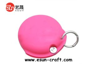 Promotional Cheap Silicone Purse Wallet/ Silicone Coin Purse/New Product Design Silicone Pouch (SP004)