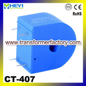 Epoxy Cast Resin Type Current Transformer CT 407 pictures & photos