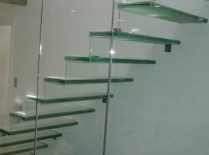 Clear/Colored Laminated Safety Glass pictures & photos