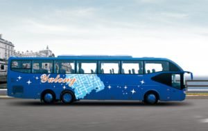 13m and Above Large Long-Distance Tour Coach 59+1+1 Seat