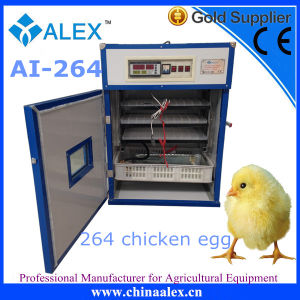 New Function Best Quality Automatic Chicken Egg Incubator
