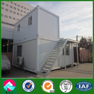 Two Storey Movable Container House for Office (XGZ-PCH 038) pictures & photos