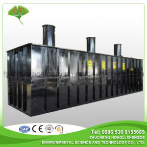 Hotel Sewage Treatment Plant to Eliminate Daily Wastewater pictures & photos