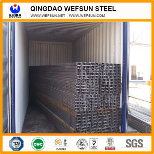 Q235 Hot Rolled Steel C Channel pictures & photos