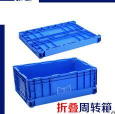 Foldable Plastic Crate for Home Use Auto Parts Industry pictures & photos