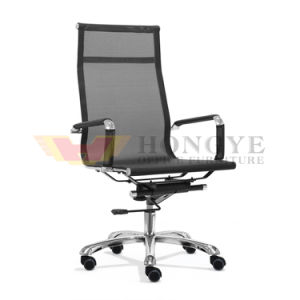 Black Strong Mesh Popular in China Staff Chair for Office Furniture pictures & photos
