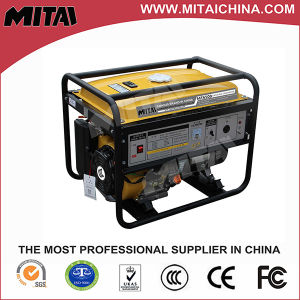 5kw Electric Start Portable 13HP Gasoline Generator Air Cooled