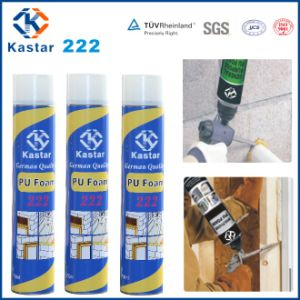 Multi-Use One Component Polyurethane Foam Kastar222 pictures & photos