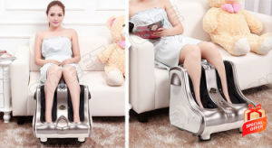 Electric Shiatsu Leg Beautician Calf and Foot Massager pictures & photos