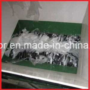 Double Shafts Bottles/Bags/Waste/Plastic Shredder Machine pictures & photos