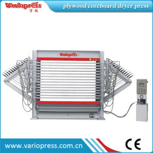 Coreboard Hot Press Dryer Machine for Plywood pictures & photos