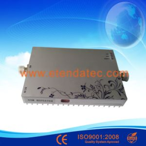 23dBm 75db High Quality Low Cost 850MHz Booster CDMA Repeater pictures & photos