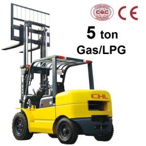 5 Ton Gasoline Forklift pictures & photos