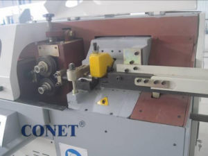 Made in China CNC Control Steel Wire Straightening and Cutting Machine pictures & photos