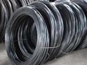 16 Gauge Black Annealed Wire for Binding Wire pictures & photos