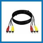 3RCA AV Cable (KWS-A003)