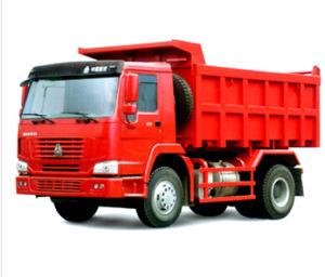China Sino 4X2 Mini Dump Truck Made in China for Sale