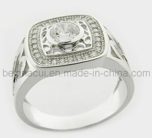 925 Sterling Silver Stone Ring