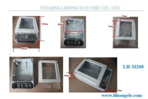 Prepaid Electric Meter Case pictures & photos
