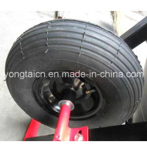13inch 4.00-6 Metal Rim Air Pneumatic Wheel for Wheelbarrow pictures & photos