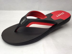 EVA Neutral and Concise Slippers Fashion and Comfortable Flip Flops (21gn1602) pictures & photos