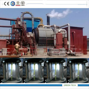 10ton Pyrolysis Equipment Recycling Waste Plastic to Fuel Oil pictures & photos