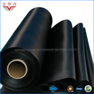 EPDM Rubber Waterproof Material /Ethylene-Propylene-Diene Monomer Rubber Waterproof Membrane pictures & photos