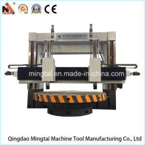 Double Column Vertical Lathe/CNC Cutting Machine