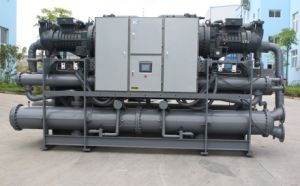 Surface Treatment Screw Type Chiller pictures & photos