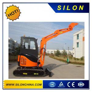 Silon 3t Excavators with Best Price (NT28U) pictures & photos