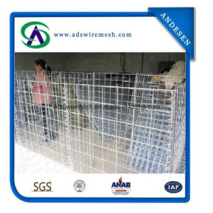 Heavy Duty Gabion Box Used as Hesco Barrier pictures & photos