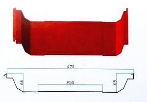 Hidden Interlocking Roofing Material (HV-470)