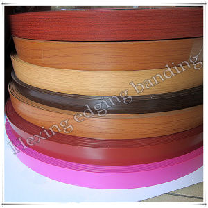 PVC Edge Banding for Plywood/ MDF