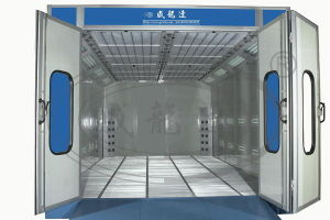 Water Based Paint Spray Booth Bd8400 pictures & photos