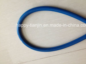 Black Grey Blue Hydraulic High Pressure Washer Hose pictures & photos
