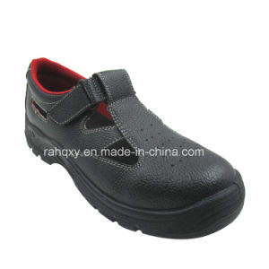 Hot and Popular Sandal Style Safety Shoes (HQ05029) pictures & photos