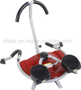 Hot Sale Indoor Fitness Mini Circle Exerciser, Tk-034