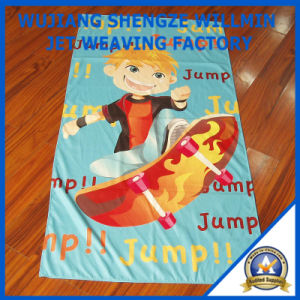 Pocked Quick Dry Sports Microfibre Towel pictures & photos