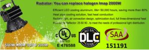 LED High Bay Light IP65 pictures & photos